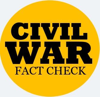 Civil War Fact Check